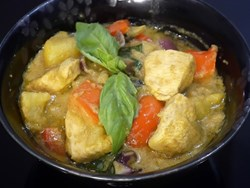 Image de POULET CURRY